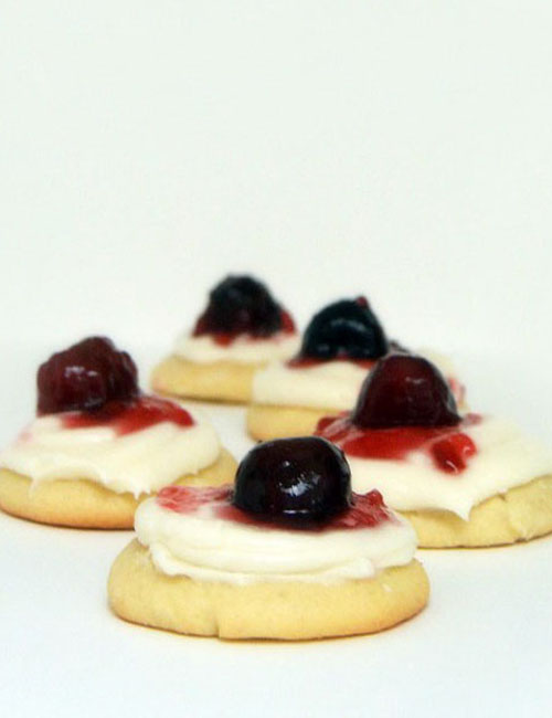 cherry cheesecake cookie recipe