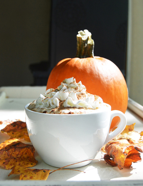 pumpkin latte recipe