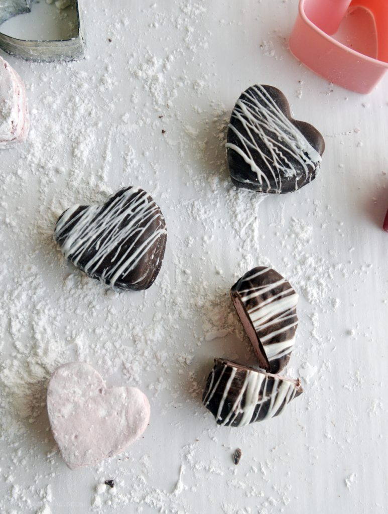hommade chocolate covered marshmallow recipe