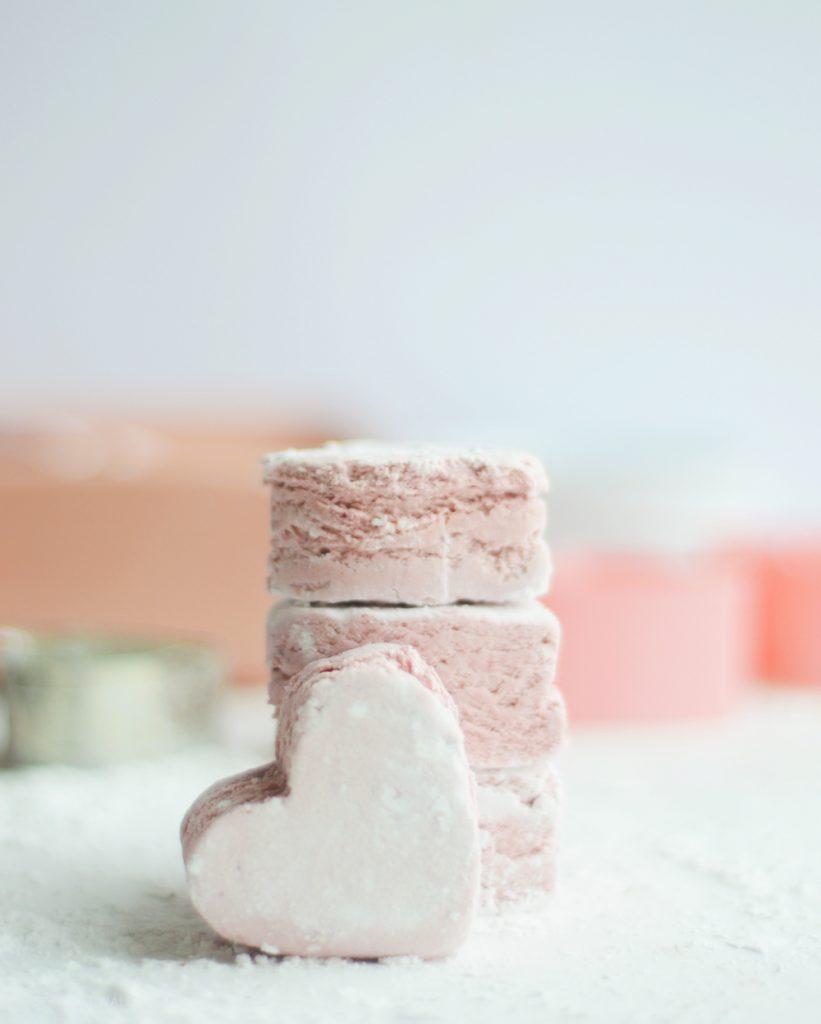 homwmade marshmallow