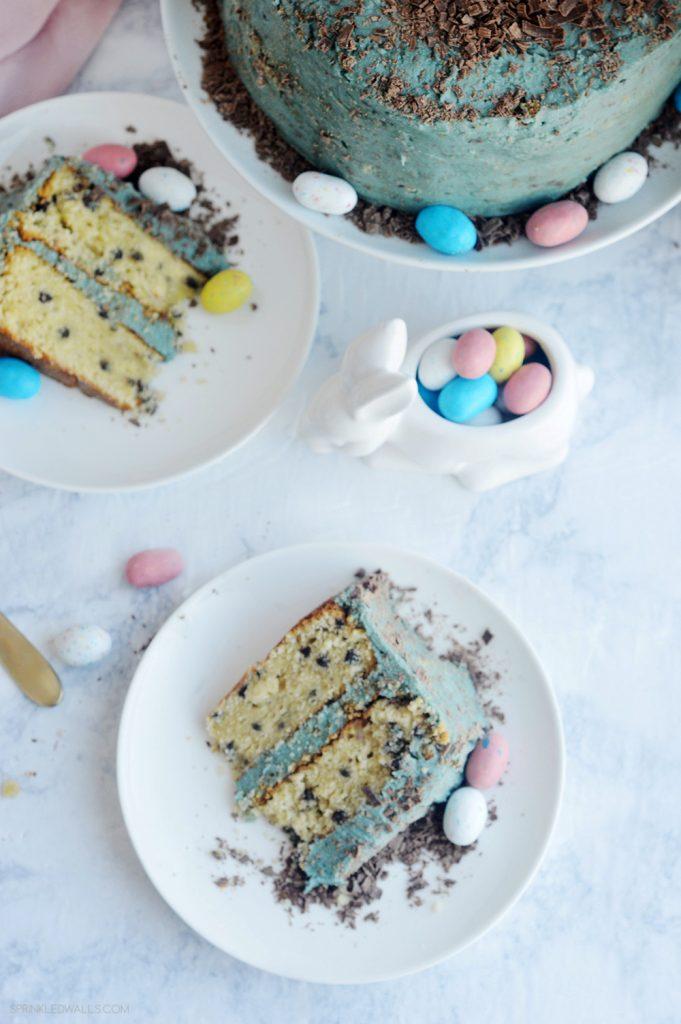 speckled egg cake recipe