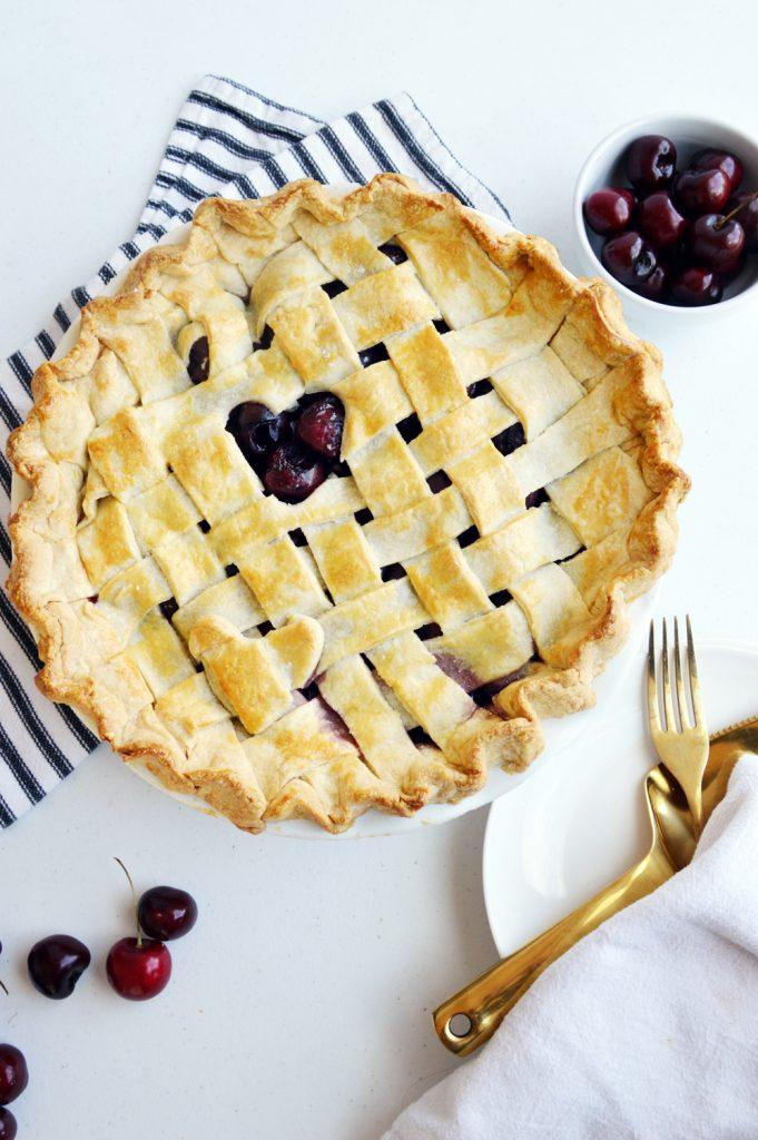 cherry pie recipe